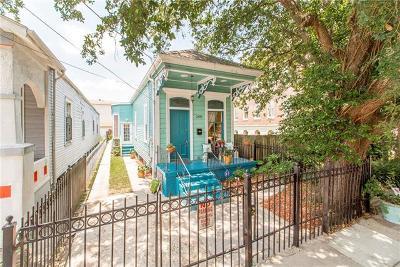 Single Family Home For Sale: 2419 Baronne Street