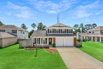 Slidell Single Family Home For Sale: 327 Spartan Loop