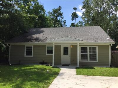 Slidell Single Family Home For Sale: 35215 Bond Drive