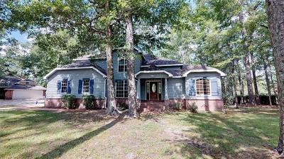 Slidell Single Family Home For Sale: 204 P K Way