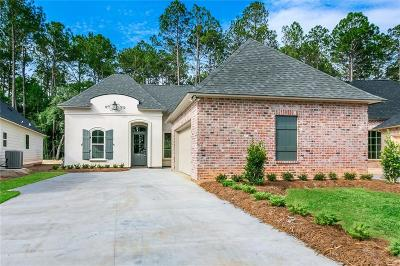 Madisonville Single Family Home For Sale: 3077 Lost Lake Ln Lane