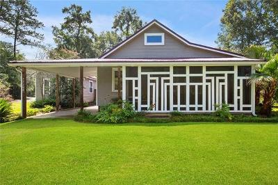 Covington Single Family Home For Sale: 72288 Military Road