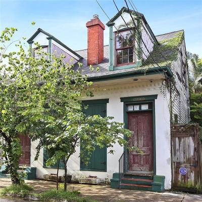 New Orleans Multi Family Home For Sale: 1914 Burgundy Street