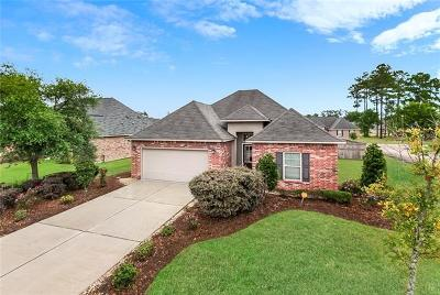 Slidell Single Family Home For Sale: 316 Mansfield Drive