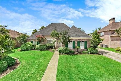Slidell Single Family Home For Sale: 169 W Augusta Lane