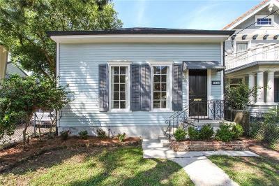 New Orleans Single Family Home For Sale: 7918 Spruce Street