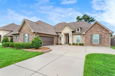 Madisonville Single Family Home For Sale: 112 Laurel Oaks Road