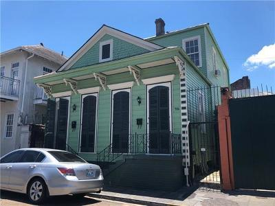 French Quarter Multi Family Home For Sale: 906 Saint Ann Street #1