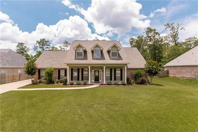 Madisonville Single Family Home For Sale: 1317 W Highway 22 Highway