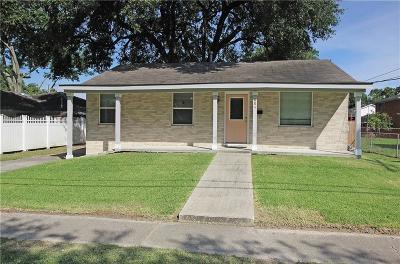 River Ridge, Harahan Single Family Home For Sale: 804 Dilton Street