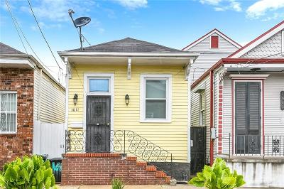 New Orleans Single Family Home For Sale: 1611 N Prieur Street