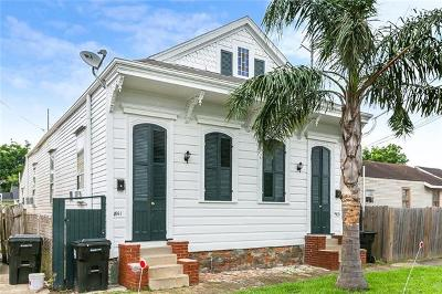 New Orleans Single Family Home For Sale: 1909 Lapeyrouse Street