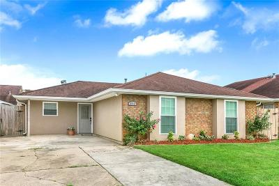 Mereaux, Meraux Single Family Home For Sale: 2713 Earl Drive
