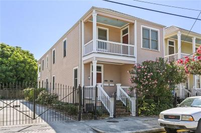 New Orleans Multi Family Home For Sale: 623 Fourth Street #-