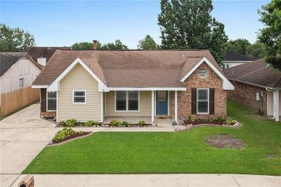 Destrehan Single Family Home For Sale: 449 Longview Drive