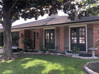 Single Family Home For Sale: 4721 Southshore Drive