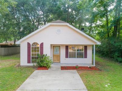 Covington Single Family Home For Sale: 70436 5th Street