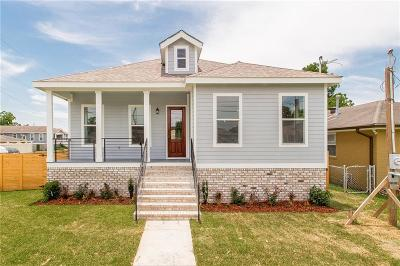 New Orleans Single Family Home For Sale: 2340 Prentiss