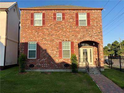 Kenner Single Family Home For Sale: 3505 Grandlake Boulevard