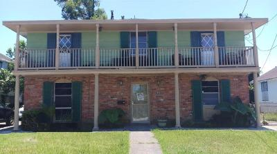 New Orleans Single Family Home For Sale: 2480 Dreux Avenue