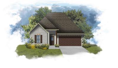 Covington Single Family Home For Sale: 617 Terrace Lake Drive