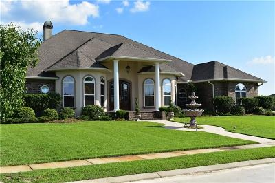 Slidell Single Family Home For Sale: 1500 Cuttysark Cove