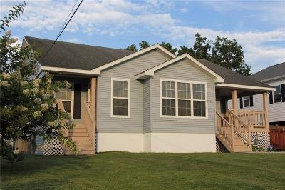 New Orleans Multi Family Home For Sale: 6037 Vermillion Boulevard