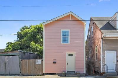 New Orleans Single Family Home For Sale: 2117 N Villere Street