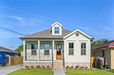 New Orleans Single Family Home For Sale: 5530 Cameron Boulevard