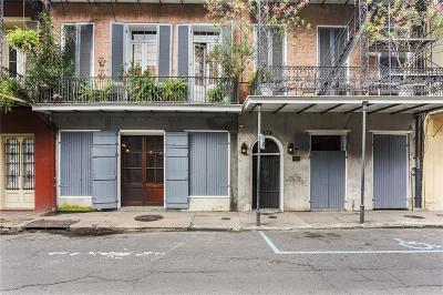 French Quarter Multi Family Home For Sale: 524 St Philip Street #1B