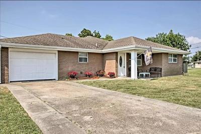 Arabi Single Family Home For Sale: 316 Sable Drive