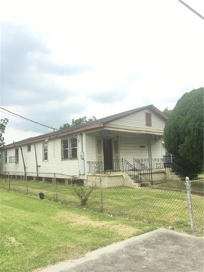 Single Family Home For Sale: 1700 Erie Street