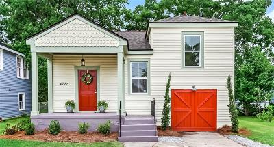 New Orleans Single Family Home For Sale: 4721 Eastern Street
