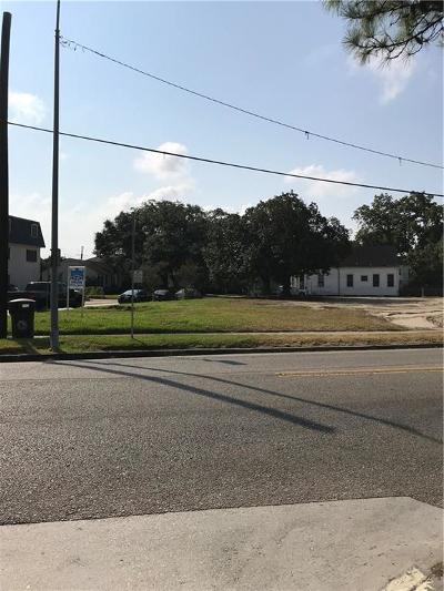 Metairie Residential Lots & Land For Sale: 2202 Metairie Road