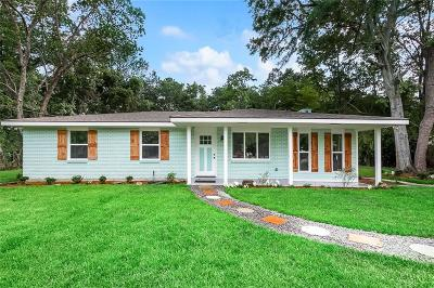 Mandeville Single Family Home For Sale: 1830 Monroe Street