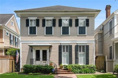 Single Family Home For Sale: 1121 Henry Clay Avenue