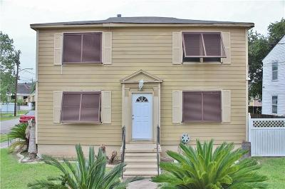 New Orleans Multi Family Home For Sale: 6000 Mandeville Street