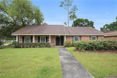 Slidell Single Family Home For Sale: 433 Highwood Drive