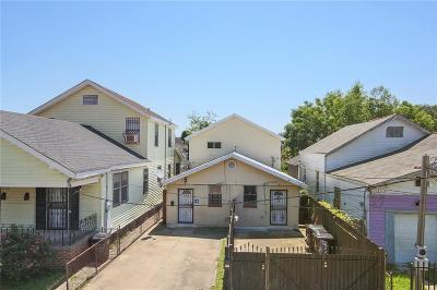 New Orleans Multi Family Home For Sale: 2031 Allen Street