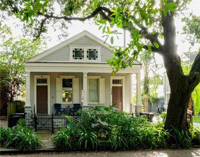 New Orleans Multi Family Home For Sale: 3402 Annunciation Street #3402