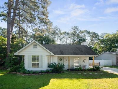 Covington Townhouse For Sale: 107 Gilmore Circle