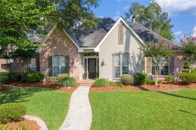 Slidell Single Family Home For Sale: 525 Waverly Drive