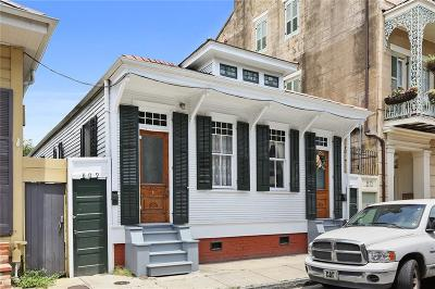 French Quarter Multi Family Home For Sale: 809 Dauphine Street