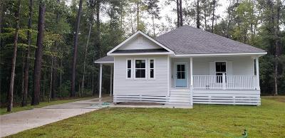 Covington Single Family Home For Sale: 72410 Magnolia Drive