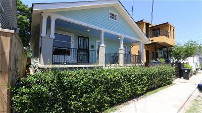 New Orleans Single Family Home For Sale: 1816 Sixth Street