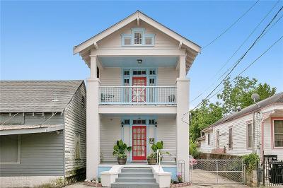 New Orleans Single Family Home For Sale: 621 Homer Street