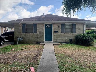 Metairie Multi Family Home For Sale: 6447 Marcie Street