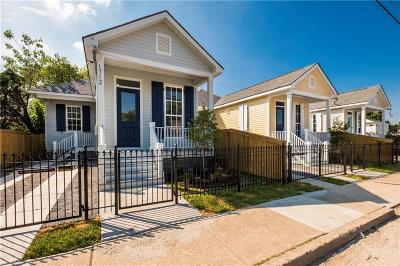New Orleans Single Family Home For Sale: 1712 Leonidas Street