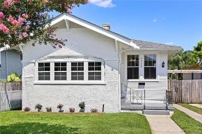 Single Family Home For Sale: 2329 Joseph Street
