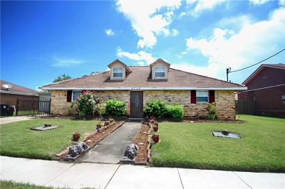 New Orleans Single Family Home For Sale: 4715 Donna Drive